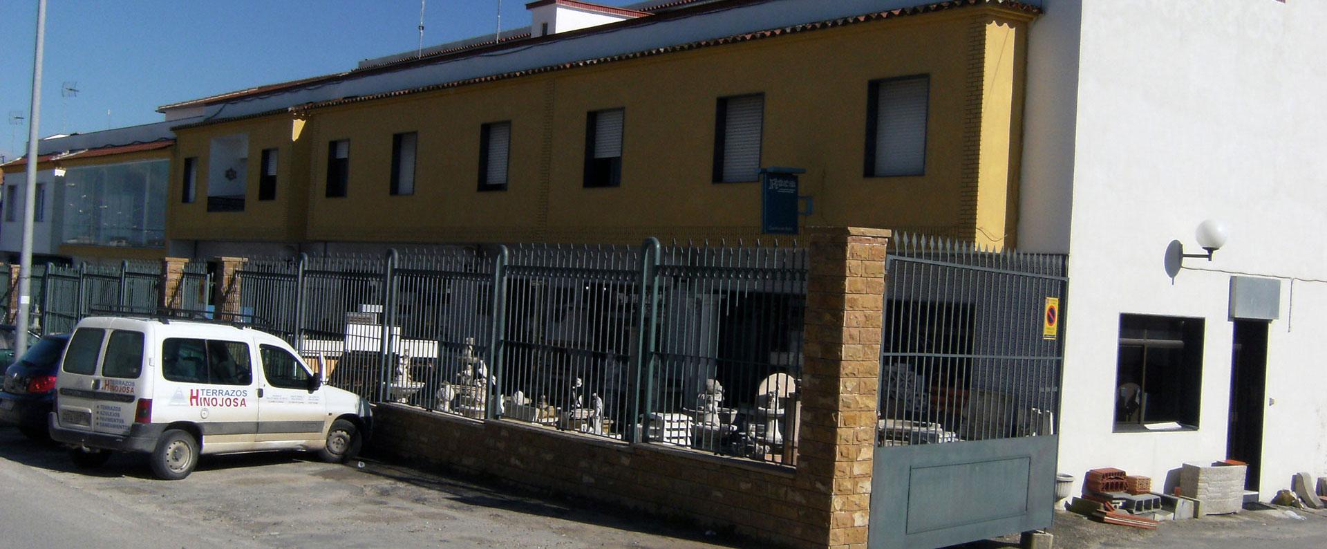 Terrazos hinojosa materiales de construcci n c rdoba sevilla - Materiales de construccion sevilla ...